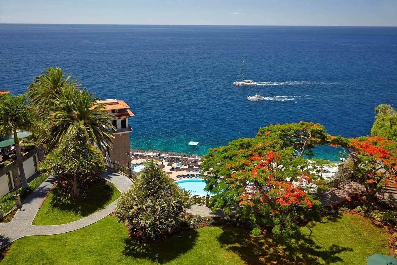 Hotel The Cliff Bay - Madeira Island - Overview