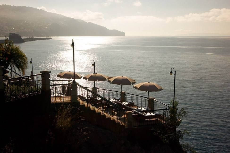 Hotel The Cliff Bay - Madeira Island - Views