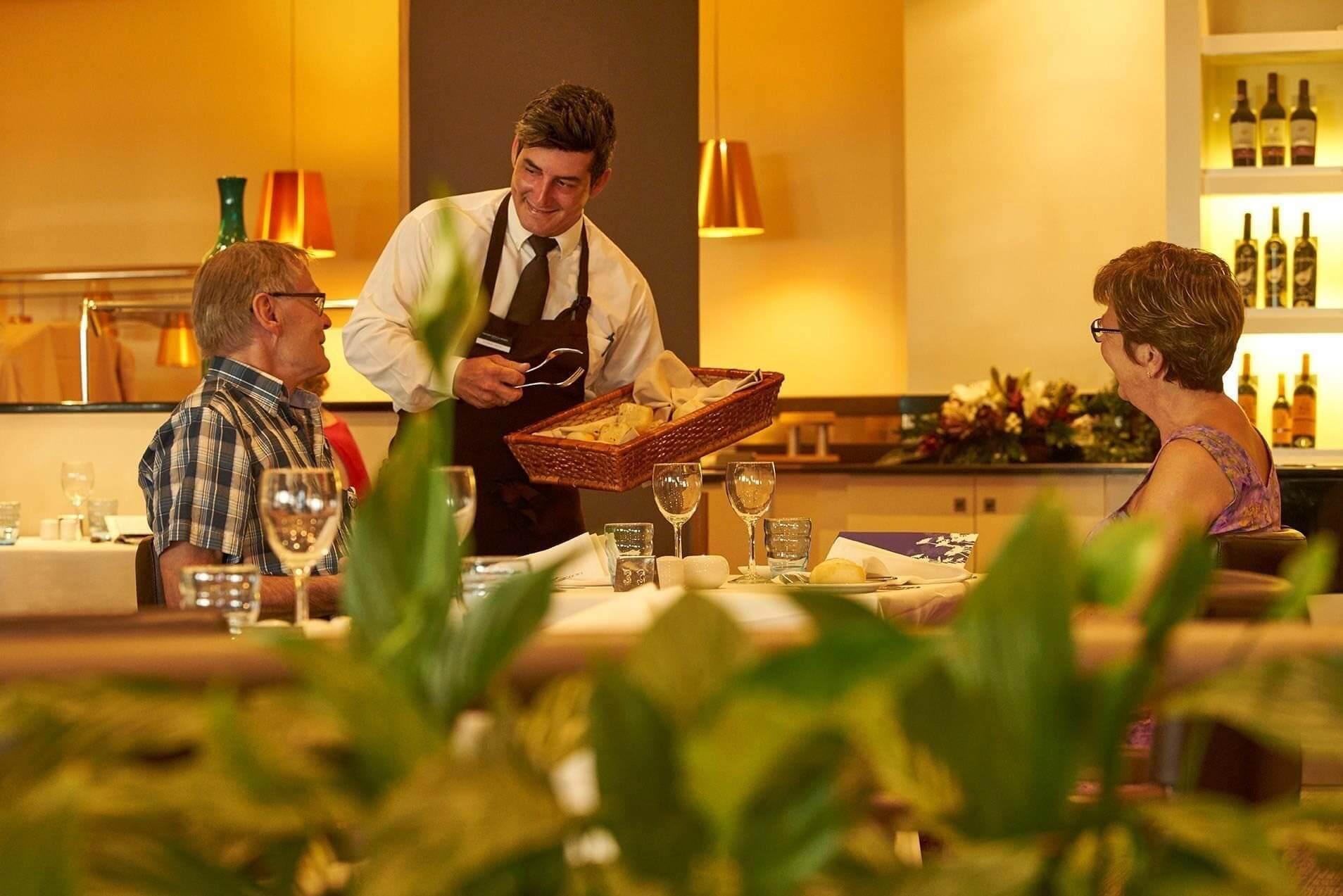 Porto Santa Maria - Arsenal Restaurant