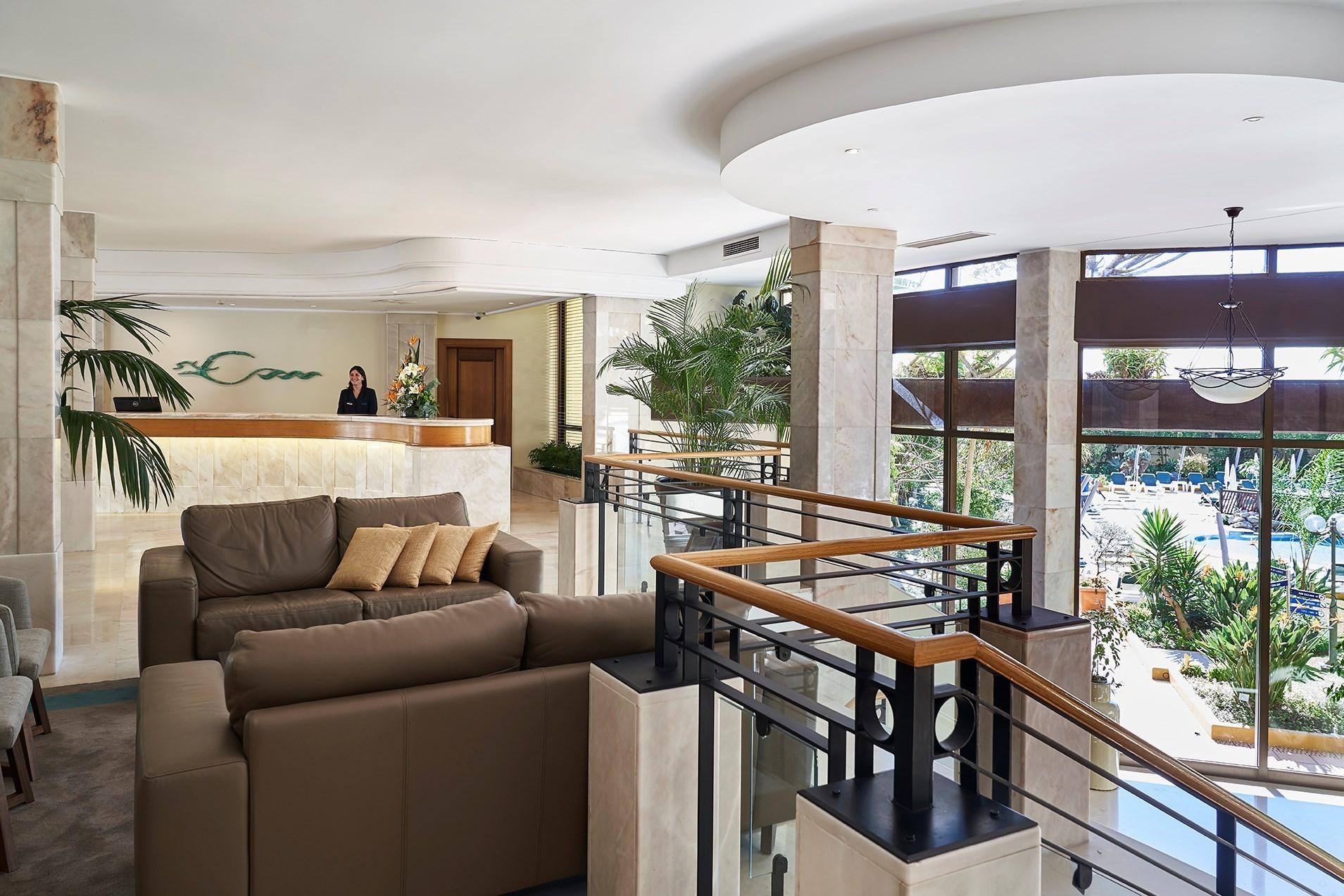 Suite Hotel Eden Mar - Madeira Island - Lobby