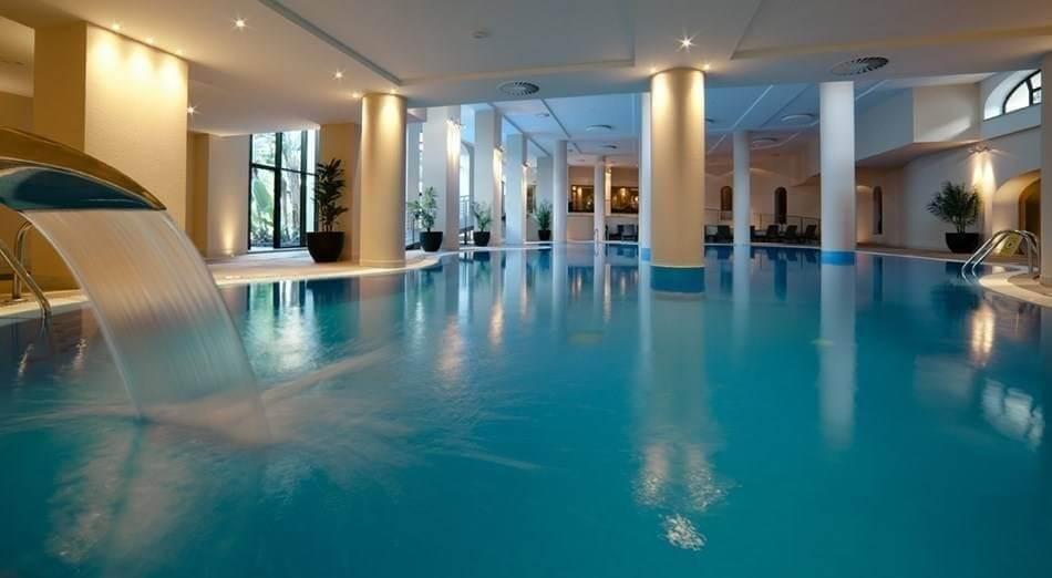 Resort Vila Porto Mare - Madeira Island - Indoor Pool