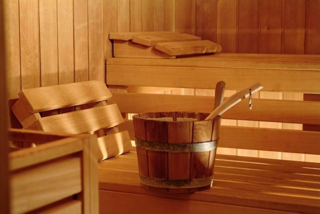 Resort Vila Porto Mare - Madeira Island - Sauna