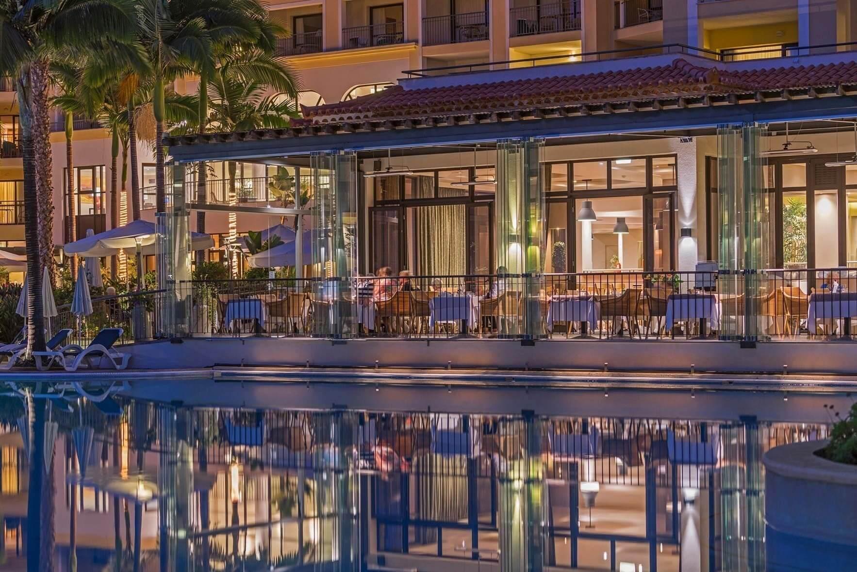 Resort Vila Porto Mare - Madeira Island - Atlantida Restaurant