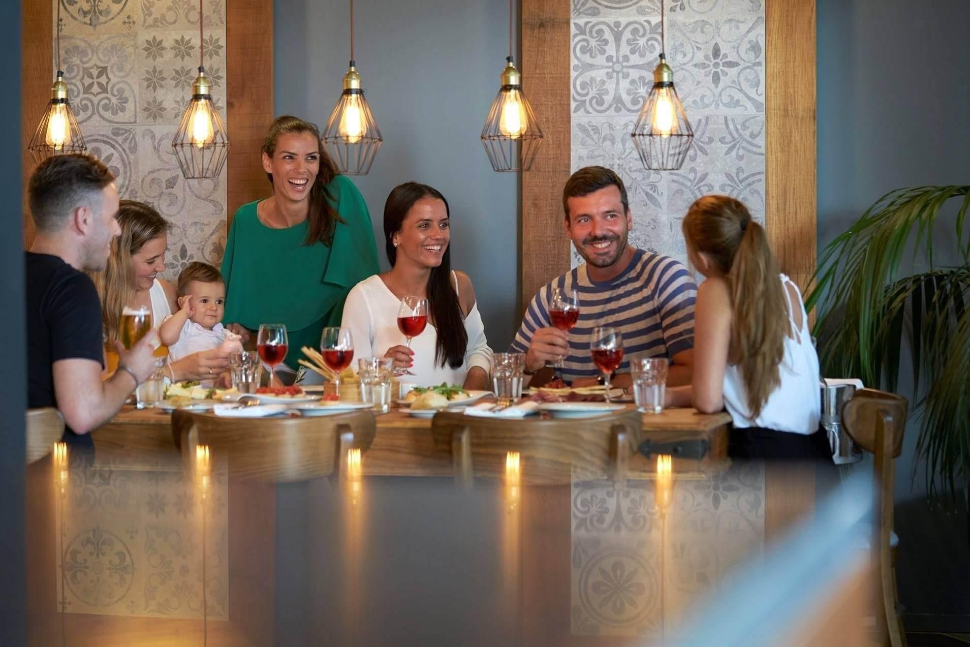 Vila Porto Mare - Il Basilico Restaurant