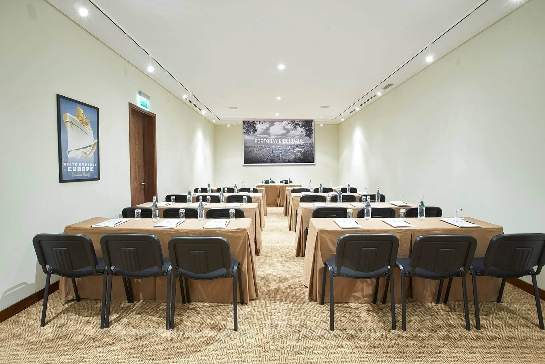 Hotel PortoBay Liberdade - Lisbon - Meeting Rooms