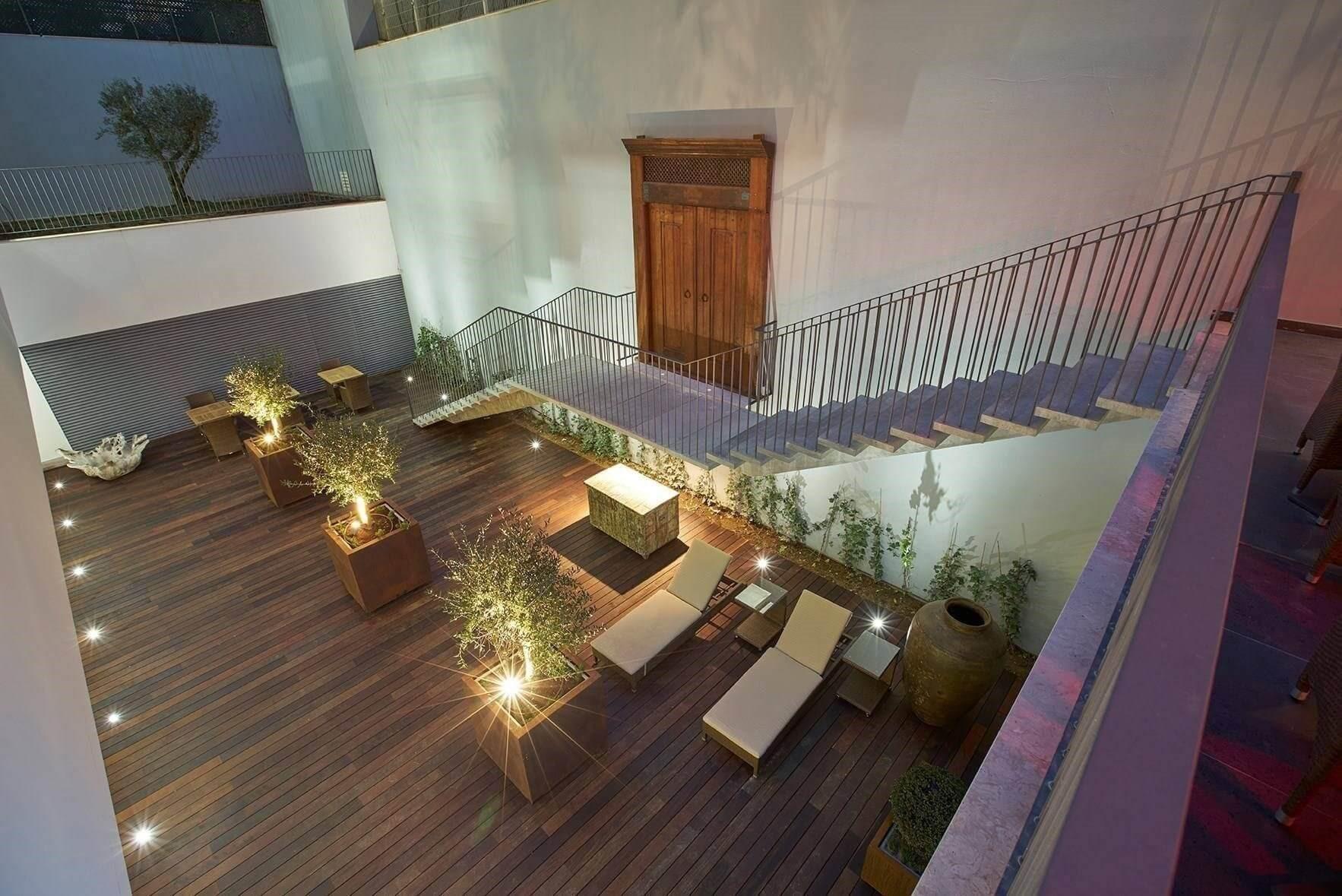 Hotel PortoBay Liberdade - Lisbon - Solarium
