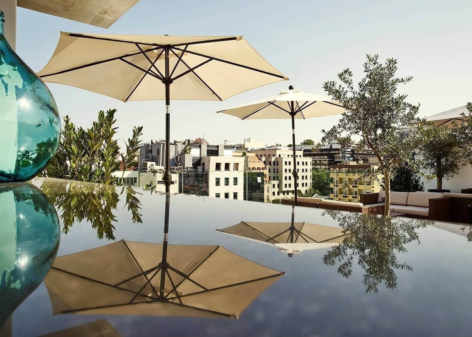 Hotel PortoBay Liberdade - Lisbon - Deck7