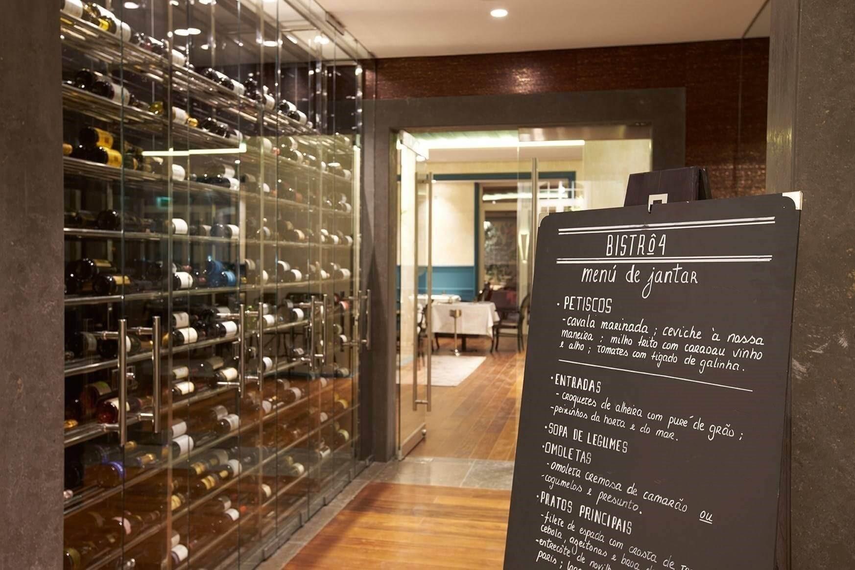 PortoBay Liberdade - Bistro4 Wine Cellar