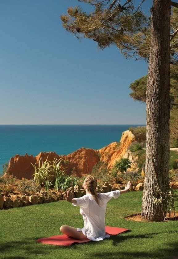 Hotel PortoBay Falésia - Algarve - Yoga