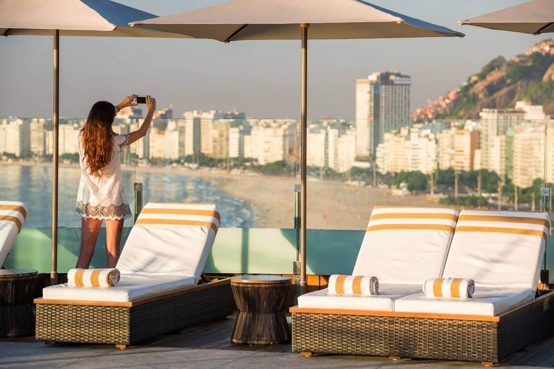Hotel PortoBay Rio de Janeiro - Rio de Janeiro - Pool