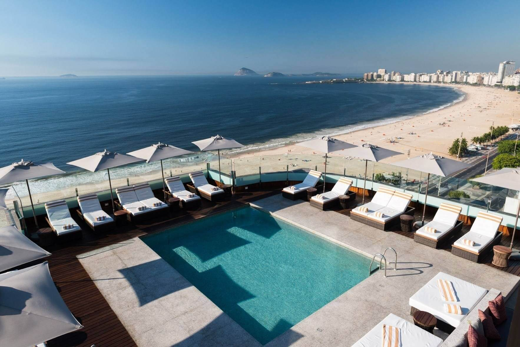 PortoBay Rio de Janeiro -  Pool