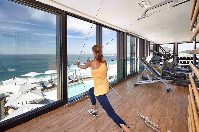 Hotel PortoBay Rio de Janeiro - Rio de Janeiro - Gym