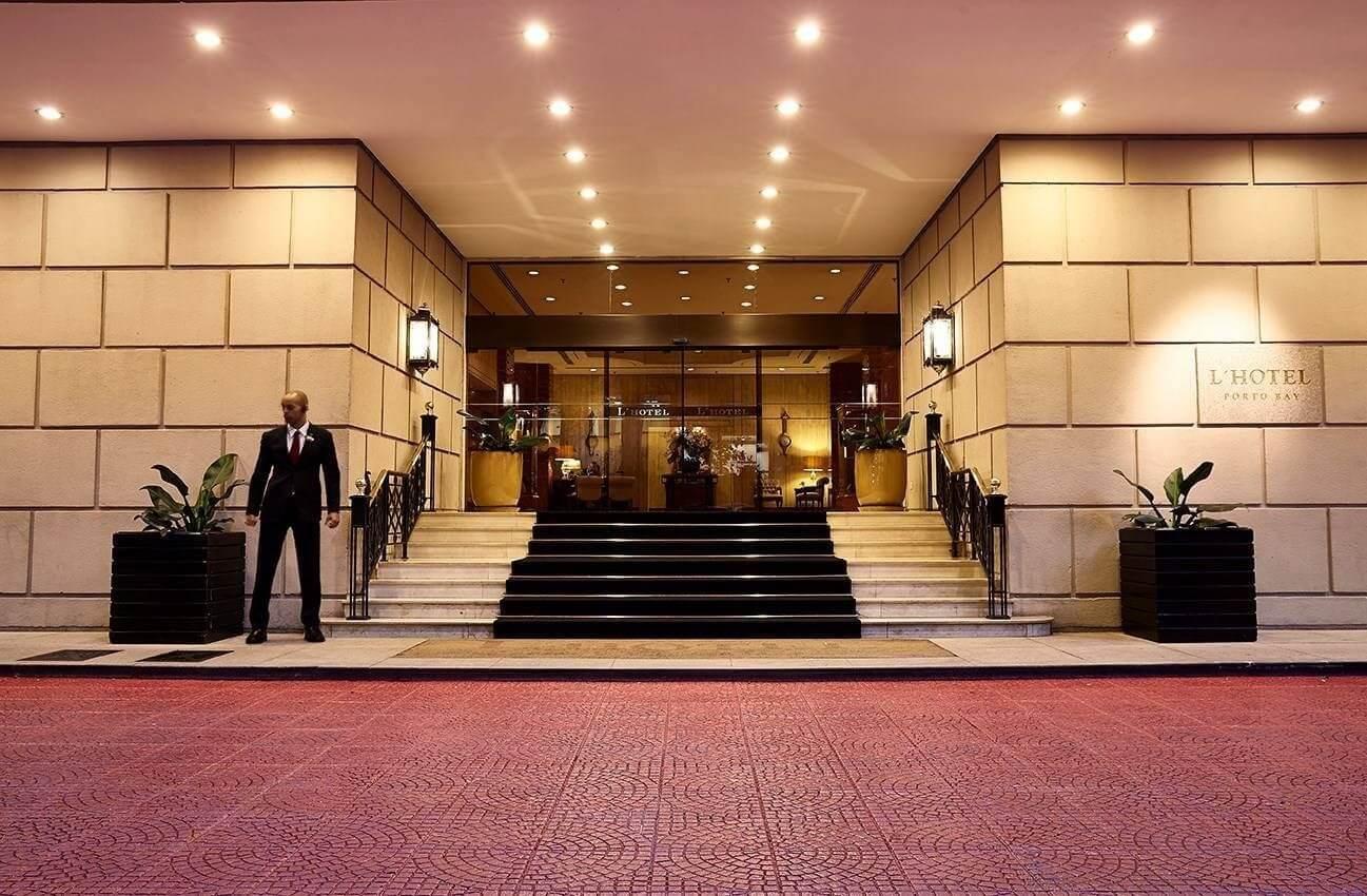 L'Hotel PortoBay São Paulo - Facade