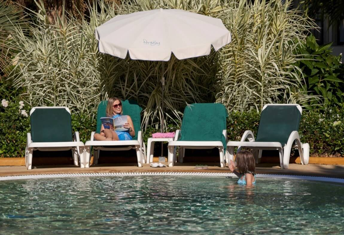 Resort Vila Porto Mare - Madeira Island -  Children Pool
