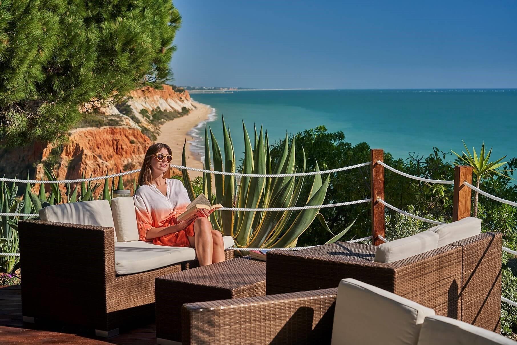 Hotel PortoBay Falésia - Algarve - Lounge